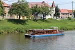Plavba za odměnu se konala na třech místech Hradiště.