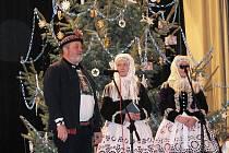 Ve Velké nad Veličkou šlo o ryze vánoční akci.