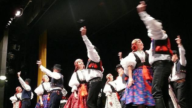 Tance z Nové Lhoty. Generace 70. a 80. let.