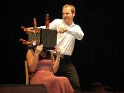 Galavečer kouzelnického festivalu Adell Magic Fest 2011