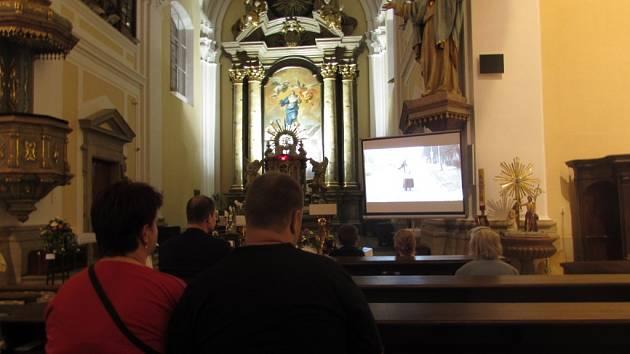 Farní kostel Neposkvrněného početí Panny Marie v Uherském Brodě.
