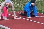 Děti posílaly v době dálkové výuky do školy fotopozdravy. Připravit, pozor, start!