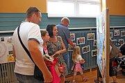 V  Huštěnovicích si přišli o víkendu na své děti i dospělí.