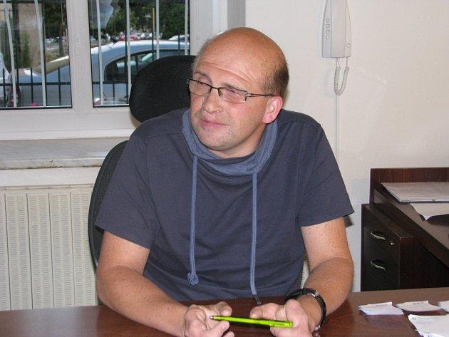 Dětský psycholog Jiří Smejkal.
