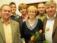 Vítězka senátních voleb na Uherskohradišťsku sociální demokratka Hana Doupovcová.