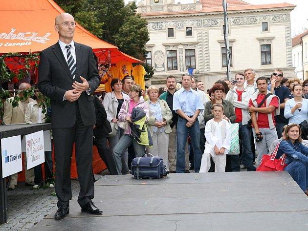 Ivo Valenta, který nyní žádá jménem Synotu o pomoc v boji proti změně loterijního zákona.