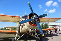 Odlétáme na prázdniny v areálu Slováckého aeroklubu a leteckého muzea Kunovice