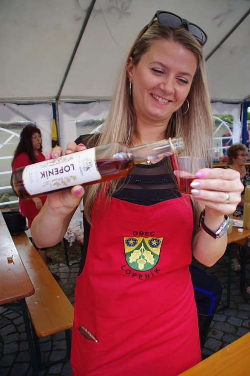 Bohatý kulturní program i pochutiny a tradiční nápoje z jednotlivých vesnic, tím se tradičně prezentoval na 16. ročníku Slováckých slavností vína a otevřených památek mikroregion Východní Slovácko.