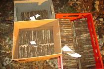 Netradiční objev rozčeřil ve čtvrtek 11. února navečer poklidné dění ve Vlčnově. Při výkopových pracích v areálu tamního zemědělského družstva totiž objevili munici z minulosti