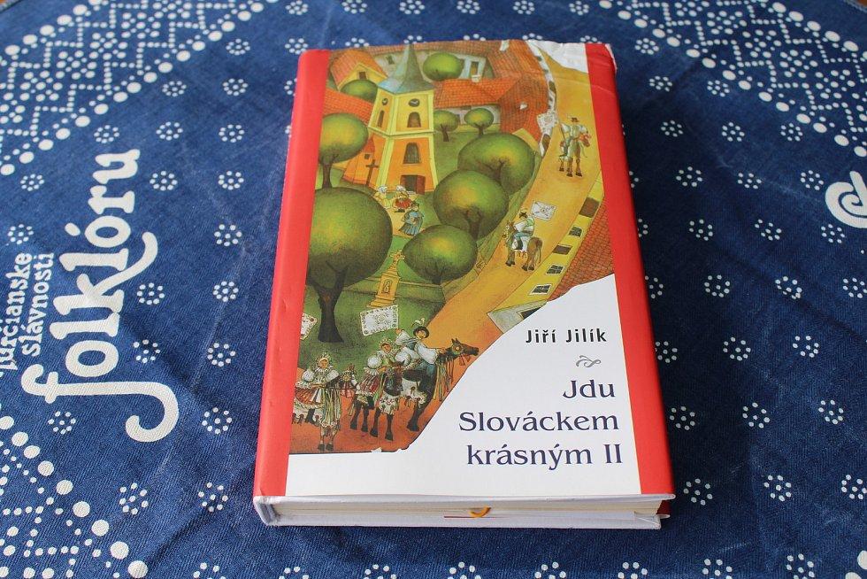 Lidovou čítanku pro MMF Strážnice natáčeli na chatě Jiřího Jilíka na buchlovických Trnávkách.