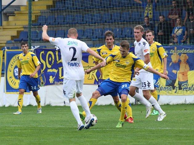 Fastav Zlín - 1. FC Slovácko.