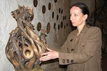 Výstava v Galerii Š na Buchlově.