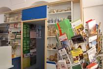 V jezuitské koleji našlo domov také hradišťské infocentrum.