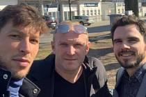 Fotbalové Slovácko získalo do konce sezony známého slovenského útočníka Filipa Hološka