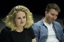 Romeo a Julie pod hvězdami - Petra Staňková a Pavel Šupina.