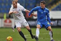 FC SLovan Liberec 1. FC Slovácko 0:0, Herolind Shala, Vlastimil Daníček.