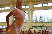 Soutěž břišních tanečnic v Uherském Ostrohu