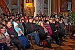 Velehradskoubaziliku rozezněl o 2. svátku vánočním tradiční Svatoštěpánský koncert.