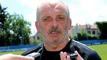 Bývalý trenér Slovácka, Zlína nebo Plzně Stanislav Levý
