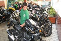 Kawasaki sraz na Velehradě