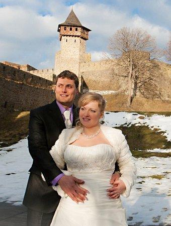 Soutěžní svatební pár 94 - Soňa a Jan Břicháčovi, Přerov.