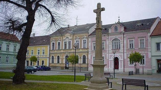 Uherský Ostroh. Ilustrační foto.