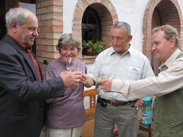 Vinaři si dali dostaveníčko v Kudlovicích