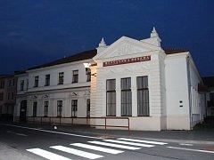 Měšťanská beseda byla centrem života v Hradišti.
