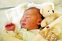 Karolínka Bezdíčková, 26. 9. 2007, 3,90 kg a 50 cm, Babice