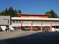 Kino Máj v Uherském Brodě. Ilustrační foto.