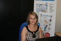 Ředitelka Letní filmové školy v Uherském Hradišti Radana Korená.