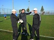 Klenot fotbalového Slovácka Michal Kohút patří do kádru reprezentační osmnáctky. Nedávno absolvoval testy v italském Udine.
