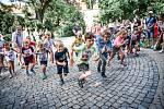 Slovácké léto 2021. Dětský běh