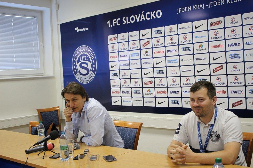 1. FC Slovácko - Fastav Zlín, 2. poločas