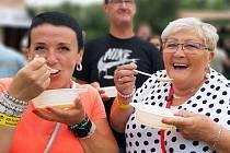 Gulášfest v Ostrožské Lhotě