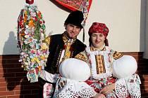 Srdečnou a veselou atmosféru měly tradiční slovácké hody s právem v Tupesích.