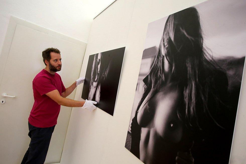 Výstava Hynka Čermáka ve Slovácké galerii v Uherském Hradišti.