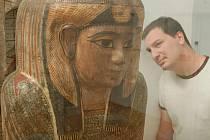 Výstava předmětů ze starověkého Egypta a Nubie ve Slováckém muzeu