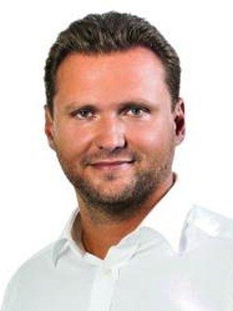 Poslanec Radek Vondráček (hnutí ANO).