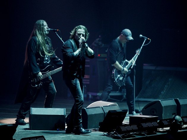 Rocková skupina Kabát. Ilustrační foto.