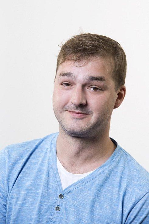 Petr Čagánek ze Slováckého divadla.