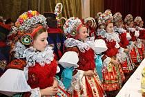 Krojový ples ve Vlčnově. Ilustrační foto
