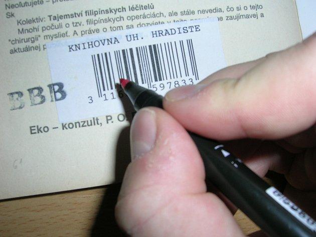 Takto nenechavci poškozují kódy. Ilustrační foto.