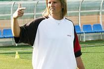 Dovést Slovácko výš než na třetí příčku a založit v Hradišti ženskou fotbalovou akademii. Tyto dva cíle si pro letošní fotbalový rok dala trenérka žen 1. FC Slovácko Jitka Klimková.