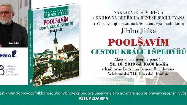 Jiří Jilík vydal novou knihu.