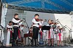 Tisíc posluchačů se vnedělním podvečeru nechalo unášet devátým Velkomoravským koncertem.
