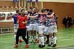 Futsalisté Bazooky Uherské Hradiště