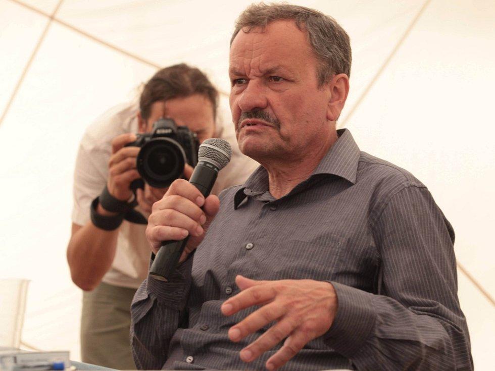 Letní filmová škola 2014 Miroslav Krobot