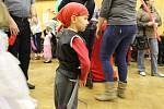 Dětský karneval v Podolí