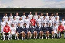 Tým 1. FC Slovácko před startem sezony 2012/13.